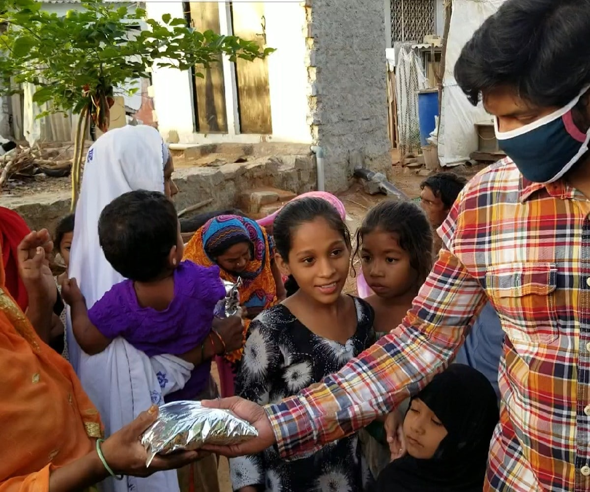 Cooked Meals Distribution