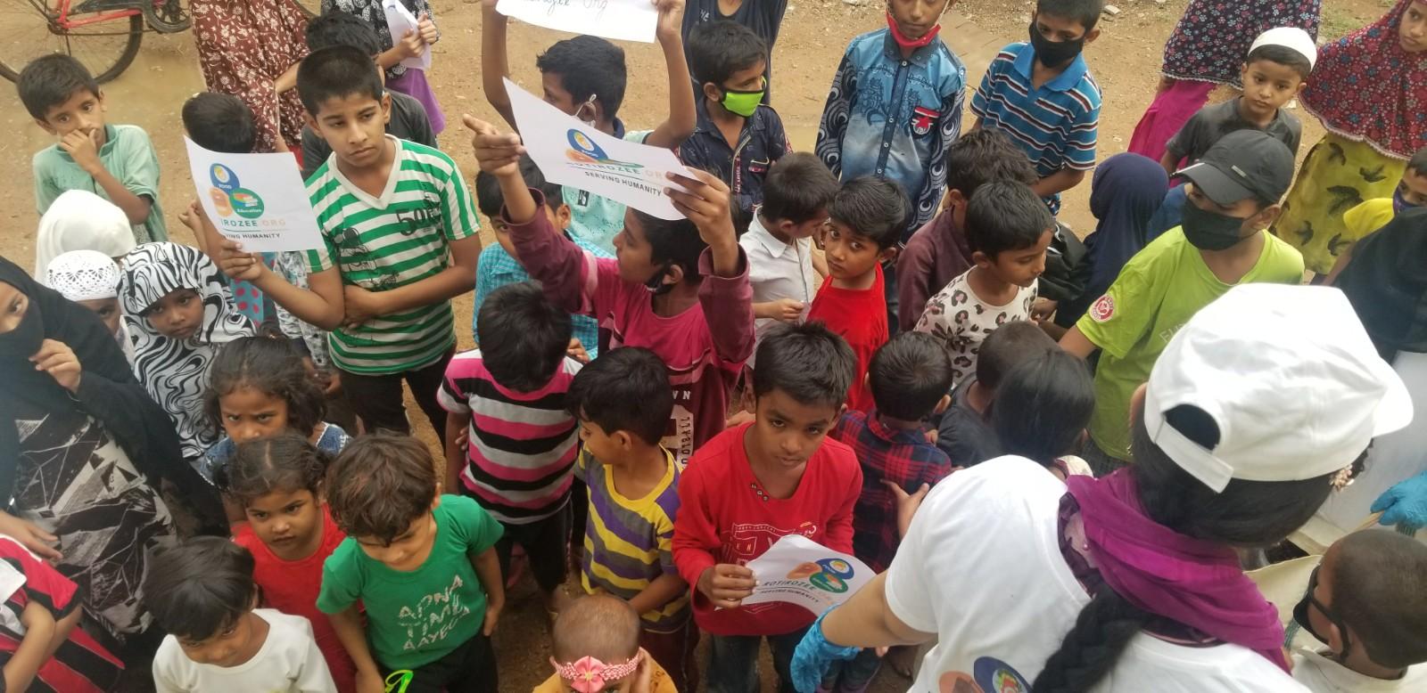 Toys Distribution on Eid